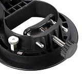 BGNing S-Type Bracket Softbox Umbrella handle Door for Bowens Mounting Adapter for Flash Speedlite Light Photo studio Accessories