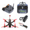 QWinOut T220 FPV Racing Drone RC Quadcopter RTF with Flysky Remote Controller F7 AIO Flight Control 2306 2400KV 3-4S Motors FPV Goggles