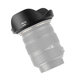 BGNing HB-23 Camera Lens Hood For Nikon 17-35 18-35 10-24a 16-35 Lenses Bayonet Mount Cover Reversible Protector Photography Part