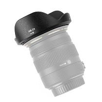 BGNing HB-23 Camera Lens Hood For Nikon 17-35 18-35 10-24a 16-35 Lenses Bayonet Mount Cover Reversible Protector Photography Part