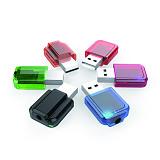 FCLUO Universal USB Bluetooth 5.0 Adapter Bluetooth Transmitter