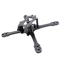 JMT Razer140 140MM 3K Carbon Fiber Frame Kit For DIY RC Drone FPV Racing Quadcopter Freestyle Stretch X UAV