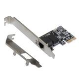 XT-XINTE Gigabit Ethernet PCI-E Network Card RJ45 Lan Adapter 1000Mbps Internal Network RTL8111G for Pcie X1/X4/X8/X16 Desktop PC Server
