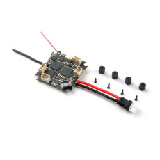 Happymodel Crazybee F4 Lite 1S Flight Controller Built-in 5.8G VTX FC/ESC/RX/VTX 4in1 for Mobula 6 Tiny Whoop Mobula6 1S 65mm Brushless Whoop Drone