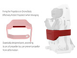 Sunnylife Propeller Holder Fix Stabilizers Silicone Protective Case for DJI Mavic Mini Drone Accessories
