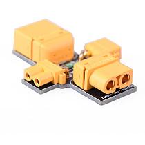 JMT XT30 XT60 Smoke Stopper Fuse Anti-Short-Circuit Installation Test Insurance Plug , Short-Circuit Protection for FPV Drone