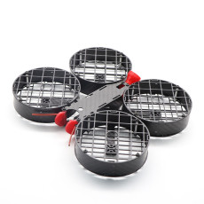 JMT 3inch 149mm Frame Carbon Fiber Four-Axis Quadcopter Explosion-Proof Full Surround Protection Ring for 149 #