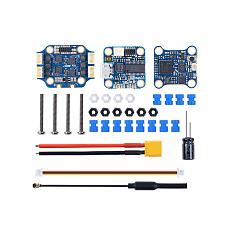 iFlight SucceX Micro F4 V2.1 15A 2-4S Flight Tower System 16x16mm SucceX Micro F4 V2.1 FC SucceX Micro 15A 4in1 ESC 5.8G 200mW Micro VTX