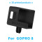 BGNing Camera Protection Case Bayonet 3D Printed TPU for Gopro 8 Camera