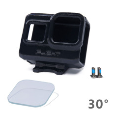 iFlight 3D Printed TPU Camera Mount 30° with ND8 Lens Filter for SL5 / XL V4 DC5 FPV Racing Drone Frame Kit GoPro Hero 8 Action Camera