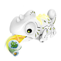 Feichao RC Chameleon Lizard Pet 2.4G Smart Simulation Animal Robot Kids Gift Funny Toys Music Color Changeable Remote Control Reptile