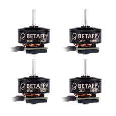 BETAFPV 4pcs 0802 19500KV Brushless Motors For Meteor65 Brushless 1S Whoop Quadcopter FPV Racing Drones With Camera
