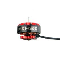 Happymodel EX1203 1203 5500KV 6200KV 2-4S High Efficiency Brushless Motor for Toothpick Larva X HD or Twig DIY FPV Drone Building Kit