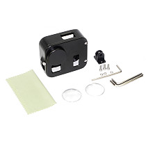 BGNing Housing Shell for Gopro Max 360 VR Panoramic Camera Case Cover CNC Aluminum Protective Cage with Lens Cap for GoPro Max
