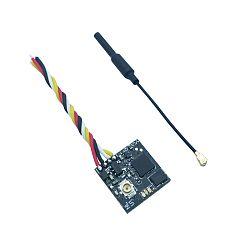 FullSpeed NameLessRC Nano400 VTX PIT/25mW/100mW/200mW/400mW Switchable 5V VTX with 5.8G Linear Antenna for FPV Racing Mini Drones