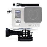 FIREFLY ABS Waterproof Case Protective Case for Hawkeye Firefly 8SE 8S 6S 7S Action Camera Wide-angle / Undistorted Version
