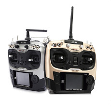 Radiolink AT9S PRO 2.4G 12 CH Remote control RC Transmitter with R9DS Receiver For FPV DIY RC Drone Quadcopter Airplane