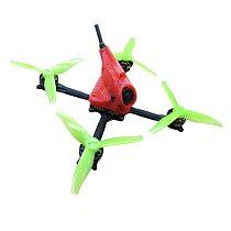 NameLessRC PowerStick 3-4S FPV Racing Drone inspired by KababFPV Amax motor 400mW VTX DVR 720P Recording
