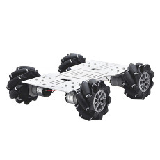 Feichao 4 Wheel Drive DIY Building Crawler 4WD Experimental Contest Car Model For kids Christmas Gift