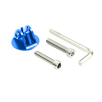 BGNING Aluminum Bike Stand Bowl Adapter Mountain Bike Adapter for GoPro Accessories
