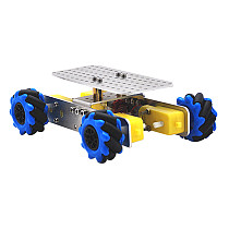 Feichao TT Motor Trolley Chassis DIY Building Training Race Educational Experiment omnidirectional Car For kids Gift