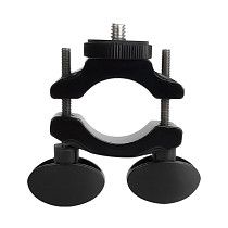BGNING Aluminum Alloy Bicycle Car Holder Supports for GOPRO , Mobile Phone, Mini Camera