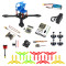 JMT T210 DIY FPV Racing Drone Kit RC Quadcopter with 210mm Frame Kit OmniF4 Pro V2 Flight Control FD800 Receiver Camera Mount for GOPRO 5 6 7