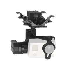 Tarot-RC T4-3D 3-axis Brushless Gimbal TL3D01 for GOPRO 4/3 + / 3 Supports for Multi-axis Drone FPV Accessory