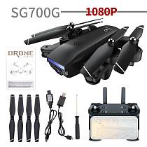 ZLL GPS Drone SG700G Wifi FPV 1080P 4K HD Dual Camera 50x Zoom Optical Flow Dual Position RC Quadcopter Follow Me Mini Dron VS E520S