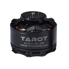 Tarot-RC 4114 320KV Multi-Rotor Brushless Motor Black for DIY Drone Kit TL100B08-01