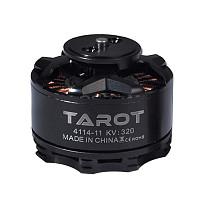 Tarot-RC 4114 320KV Multi-Rotor Brushless Motor Black for DIY Drone Kit TL100B08-01