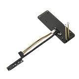 ADT-Link M.2 NVMe Adapter TO PCI-E 1x pcie 3.0 x1 Riser Card Ribbon Gen 3.0 Cable with Vertical Bracket Stand Holder Base
