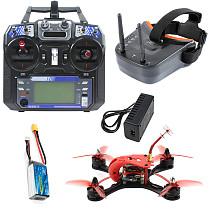 JMT T180 4 Inch 5.8G FPV Racing Drone HD Camera Baby Turtle 800TVL Betaflight F4 Pro V2 OSD Brushless 3S 2.4G 6CH RC Quadcopter RTF