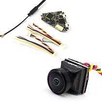 Caddx.us NameLessRC D400 VTX+DVR AIO 48CH Raceband with Turbo EOS2 2.1mm Camera for FPV Racing Drone RC Quadcopter