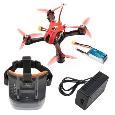 JMT T180 4 Inch 3S FPV Racing Drone HD Camera Baby Turtle 800TVL BNF Betaflight F4 Pro V2 OSD Brushless RC Quadcopter for FRSKY D8