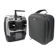 Radiolink AT9S with Portable Case Handbag 2.4G 10CH Radio System DSSS FHSS Transmitter 9CH R9DS Receiver Controller S-BUS for RC Drone Quadcopter