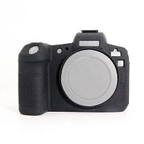 BGNING Camera Case Silicone Case Black / Yellow for Canon EOS-R