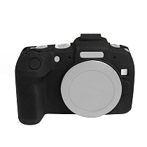 BGNING Camera Case Silicone Case Black/Green for Canon EOS-RP