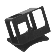 JMT 3D Printed TPU Camera Mount 19mm Protective Cover for Gopro Hero 8 Action Camera T300 DIY FPV Racing Drone Frame Kit 20 / 25 / 30 Degree