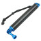 BGNing Portable Self-timer Extension Rod Stick Aluminum Phone Clip Selfie Stick Kit For Action Camera Accessories Fill Light Hot Shoe Clip