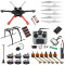 6-axis RC Aircraft Hexacopter Helicopter RTF Drone with AT10 TX/RX 550 Frame GPS APM2.8 Flight Controller Battery
