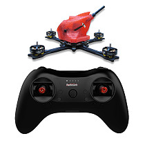 FullSpeed NameLessRC PowerStick 3-4S FPV Racing Drone Quadcopter RTF with T8S Remote Controller