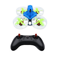 FullSpeed NamelessRC Besthawk 75mm F4 OSD 2-3S Whoop FPV Racing Drone RTF with T8S Remote Controller