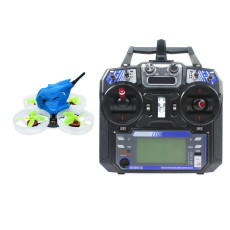 FullSpeed NamelessRC Besthawk 75mm F4 OSD 2-3S Whoop FPV Racing Drone RTF DVR Version with FS-I6 Remote Controller