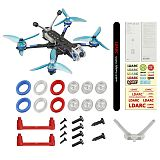 LDARC DJ220/ DJ220-Digital PNP 5inch 4S Cinewhoop FPV Racing RC Drone Quadcopter Configure DJI FPV Digital