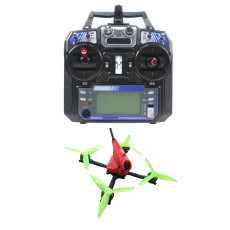 FullSpeed NameLessRC PowerStick 3-4S FPV Racing Drone Quadcopter RTF DVR Version with Flysky FS-I6 Remote Controller