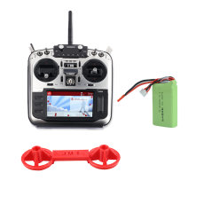 Jumper T16 Pro Hall Gimbal Open Source Built-in Module Multi-protocol Radio Transmitter 2.4G 16CH 4.3  LCD