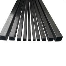 10 pcs JMT RC Model Accessories Carbon Fiber Square Tube Length 500mm Multi-Size OD 3mm 4mm 5mm 6mm 8mm 10mm