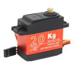 JMT 20KG Digital Servo Large Torque Metal Shell Servo Waterproof For Car Model / Multi-rotor Aircraft / Helicopter / Robot / RC Toy