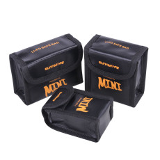 Sunnylife Fireproof Battery Explosion-proof Bag for Mavic Mini Safety protection LiPo Guard Pouch Battery Storage Bag